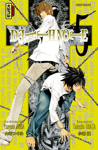 Death Note [#5 - 2007]