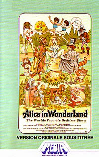 Alice au pays des merveilles : Alice in Wonderland [1977]