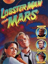 L'homme-homard venu de Mars [1989]