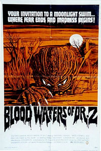 Zaat : Blood Waters of Dr. Z [1975]
