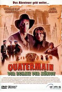 Chris Quatermain et le trésor perdu [2001]