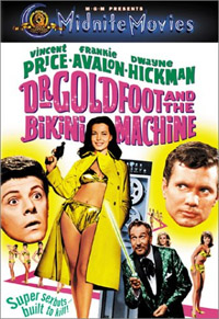 Dr. Goldfoot and the Bikini Machine [1965]