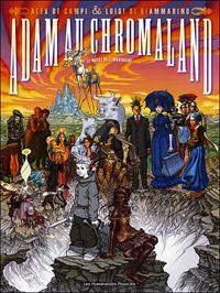 Adam au Chromaland : Le Musée de l'imaginaire [#1 - 2007]