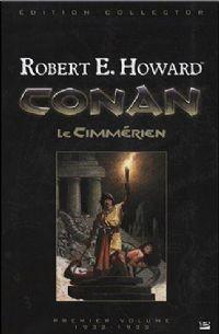 Conan le Cimmérien - Intégrale de 1932-1933 [#1 - 2007]