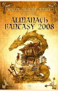 Almanach Bragelonne : Almanach Fantasy 2008 [2007]