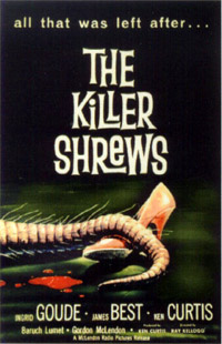The Killer Shrews [1959]