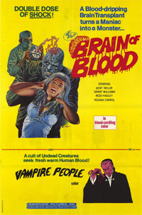Brain of Blood [1972]