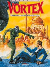 Vortex : Campbell, voyageur de temps - 2 #4 [1995]