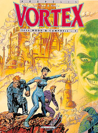 Vortex : Tess Wood & Campbell - 3 #5 [1995]