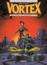 Vortex : Tess Wood & Campbell - 5 #7 [1996]