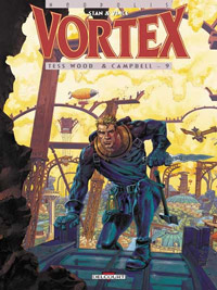 Vortex : Tess Wood & Campbell - 9 [#11 - 2003]