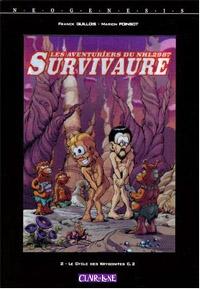 Les aventuriers du NHL2987 Survivaure : Le Cycle des Krygonites V.2 [2007]