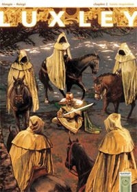 Luxley : Sainte Inquisition #2 [2006]