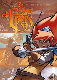 Deux Epées : L'Épée Ardente [#1 - 2007]