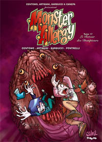 Monster Allergy : Le Retour des Dompteurs [#17 - 2007]