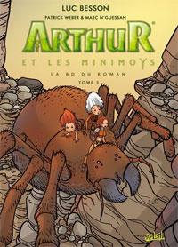 Arthur et les Minimoys : Arthur et la cité interdite [#3 - 2007]