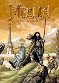 Légendes arthuriennes : Merlin, la quête de l'épée : Prophétie tome 1 [2005]
