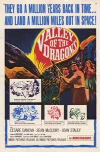 L'arche de monsieur Servadac : Valley of the Dragons [1961]