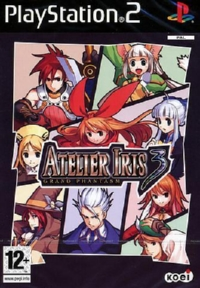 Atelier Iris 3 : Grand Fantasm - PS2