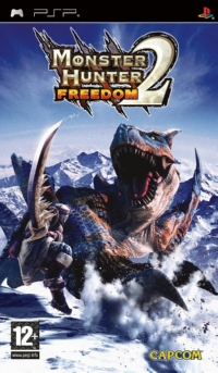 Monster Hunter Freedom 2 [2007]