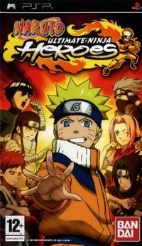 Naruto : Ultimate Ninja Heroes #1 [2007]