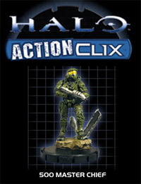 Halo Action Clix [2007]