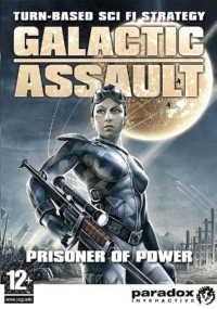 Galactic Assault : Prisoner of Power - PC
