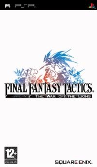 Final Fantasy Tactics : The War of The Lions - PSP
