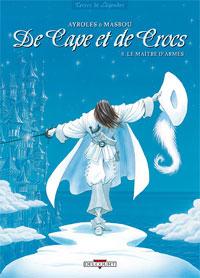 De Cape et de Crocs : Le Maître d'armes [#8 - 2007]
