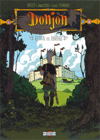 Donjon Zénith : Retour en fanfare #6 [2007]