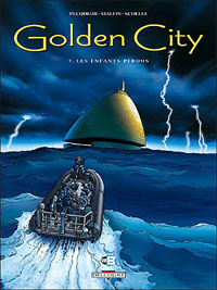Golden City : Les enfants perdus #7 [2007]