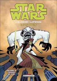 Star Wars : Clone Wars episodes : Tueurs de Jedi #8 [2007]
