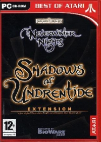 Les Royaumes oubliés : Neverwinter Nights : Shadows of Undrentide #1 [2003]