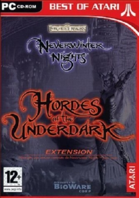 Les Royaumes oubliés : Neverwinter Nights : Hordes of the Underdark [#1 - 2004]