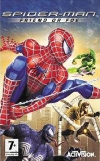 Spider-Man : Allié Ou Ennemi - PS2