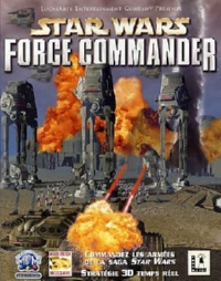 Star Wars : Force Commander [2000]