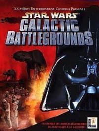 Star Wars Galactic Battlegrounds [2001]
