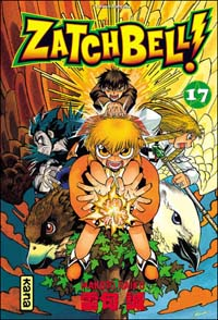 ZatchBell ! [#17 - 2007]