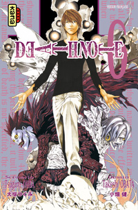 Death Note [#6 - 2007]