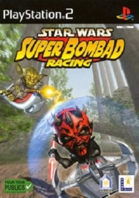 Star Wars : Super Bombad Racing - PS2