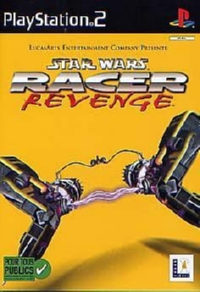 Star Wars Racer Revenge - PSN