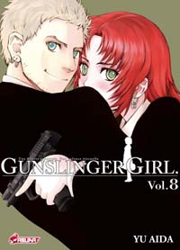 Gunslinger Girl #8 [2007]