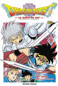Dragon Quest - La Quête de Daï