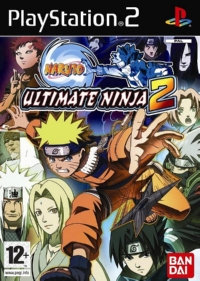 Naruto : Ultimate Ninja 2 - PS2