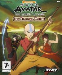 Avatar : Le royaume de la terre en feu - WII