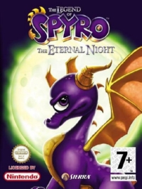 The Legend of Spyro : Eternal Night : The Legend of Spyro : The Eternal Night - GBA