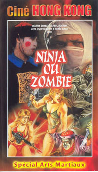 Ninja ou Zombie [1989]