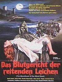 La révolte des morts-vivants : La Chevauchée des morts-vivants #4 [1977]