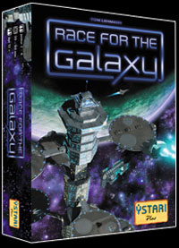 Race for the Galaxy [2007]