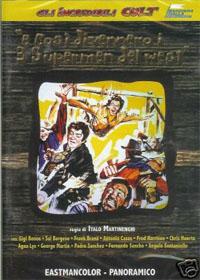 Les Trois Fantastiques Supermen : Les Trois supermen de l'Ouest [1973]